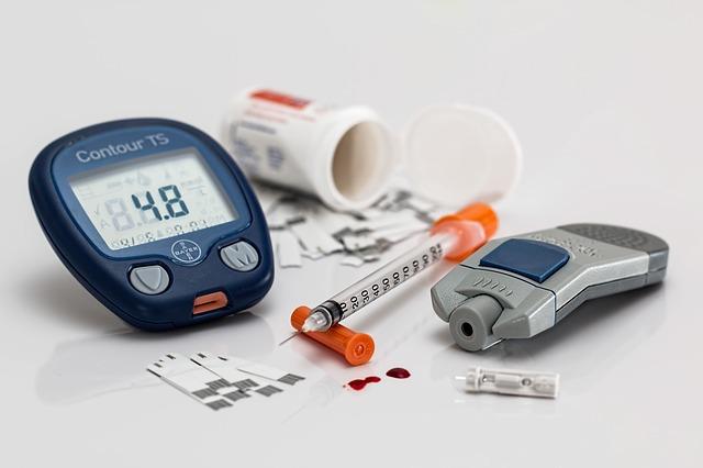 potřeby na cukrovku