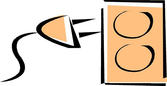 zástrčka u dvojzásuvky